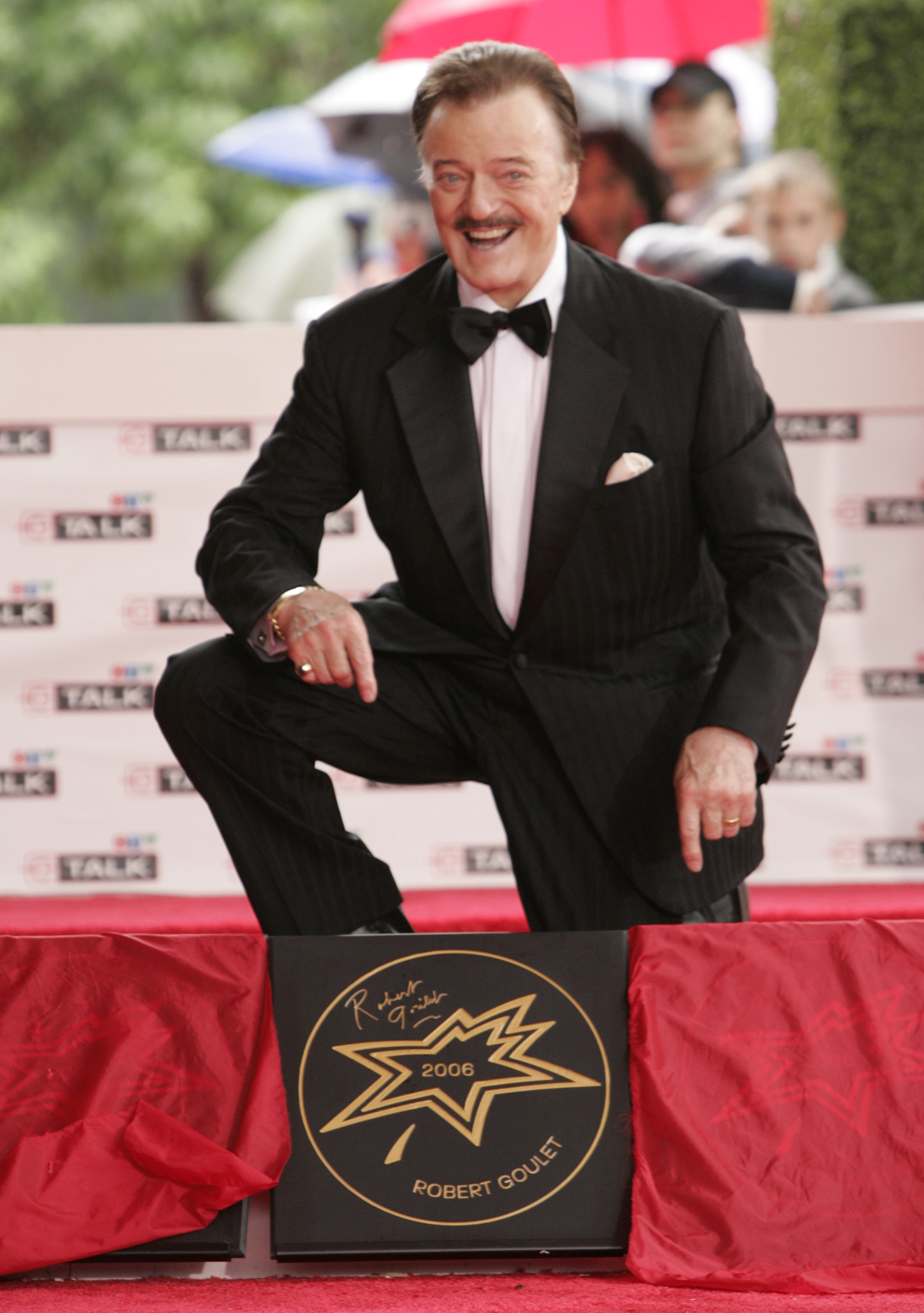 Robert Goulet - Star on Canada's Walk of Fame (2006)
