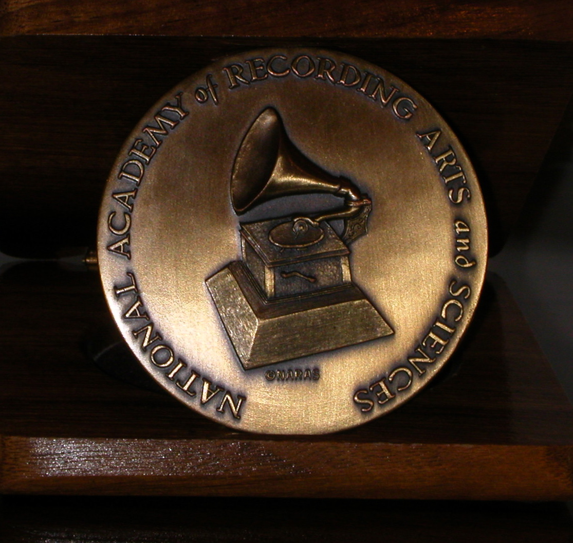 Grammy Gold Album for My Love Forgive Me (1966)