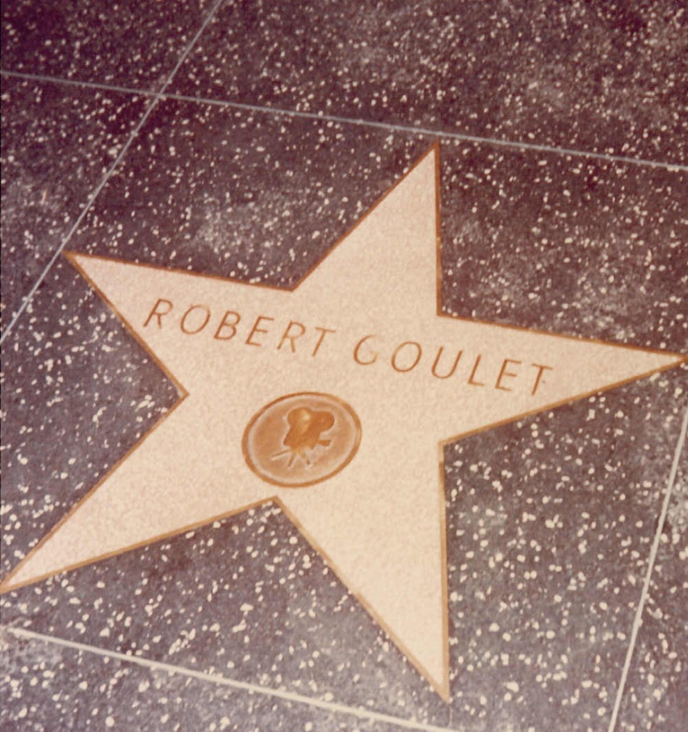 Hollywood Walk Of Fame Star (1975)